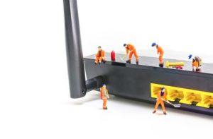 Atacando un router